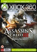 Official XBox 360 magazine subscription 2012