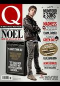 Q magazine subscription, November 2012